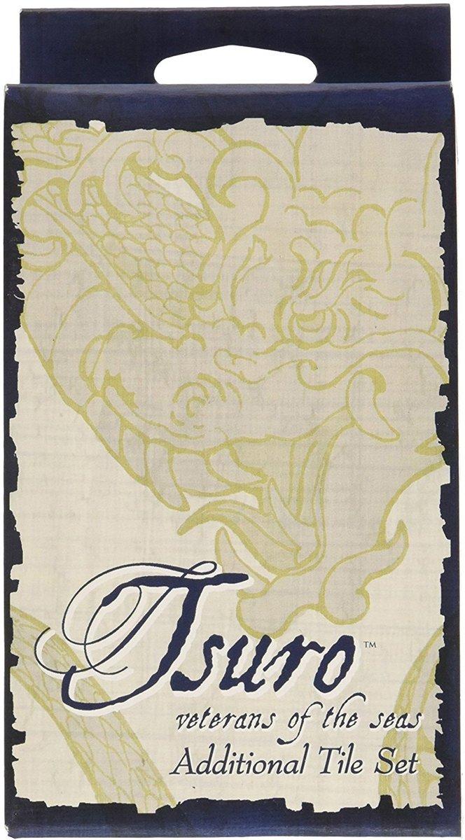 Tsuro of the Seas: Veterans of the Seas - Uitbreiding