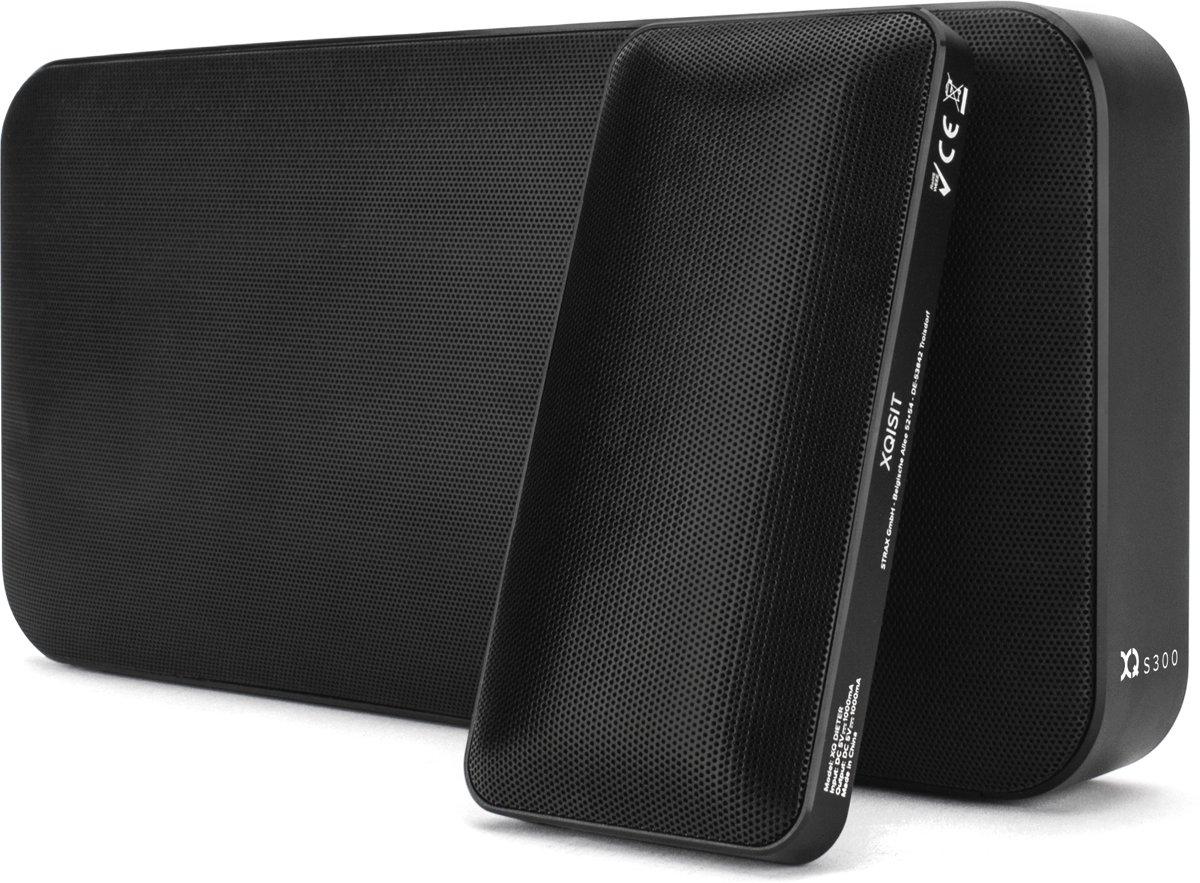 XQISIT S300 black kopen