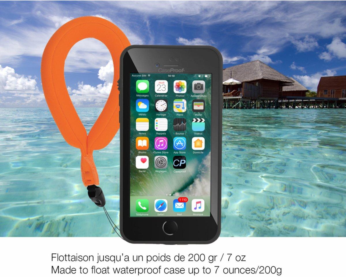 CaseProof Universeel Drijvend Polsbandje - Oranje kopen