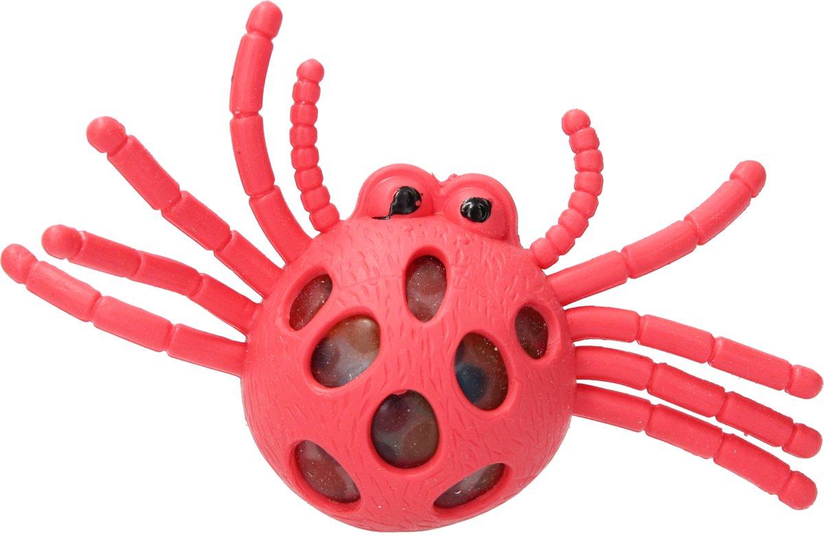 Orbeez Stressbal Spin voor Kinderen – Stress Speelgoed – Squishy – Rood