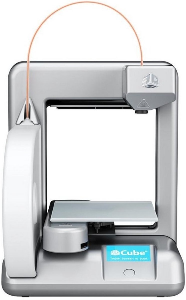 Cube Printer 2nd Generation - 3D-printer