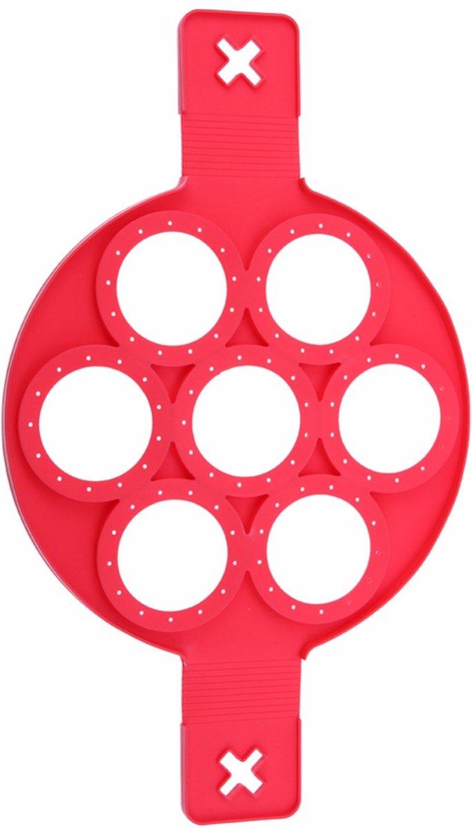 Handig eierverdeler   Omeletverdeler met 7 compartimenten   Siliconen kopen