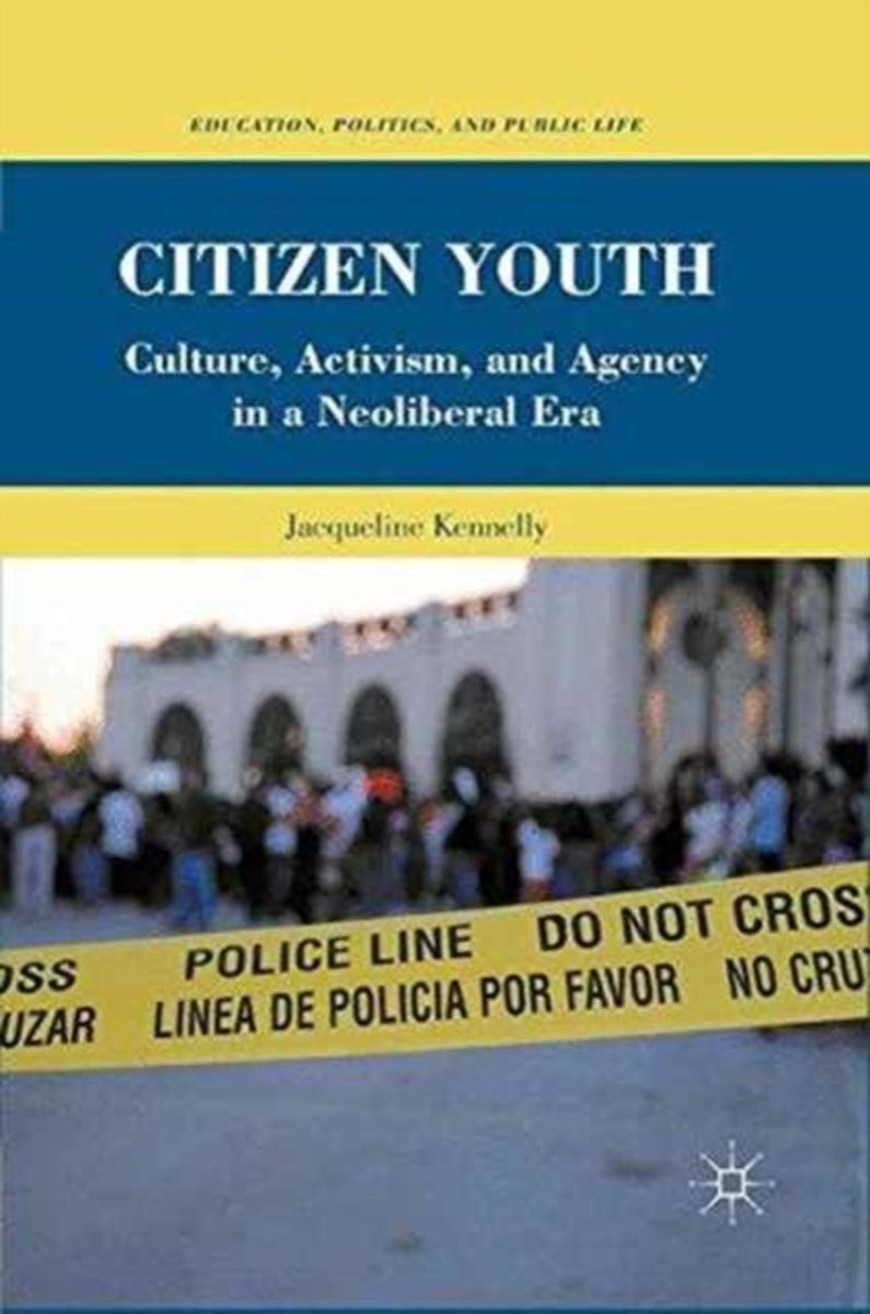 Citizen Youth Intended Bolcom Citizen Youth 9781349290321 Jacqueline Kennelly Boeken