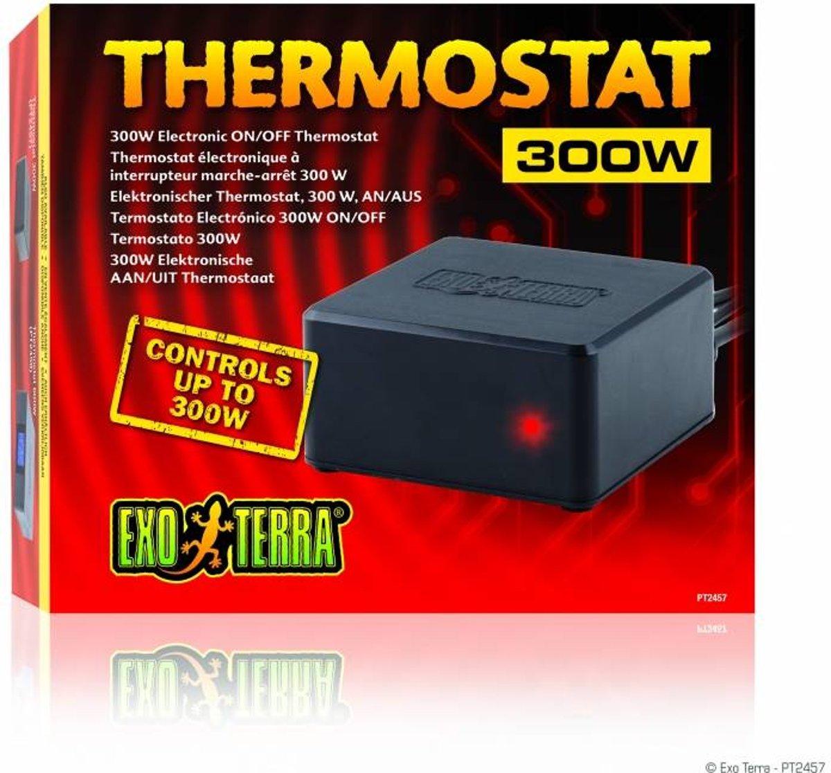 Thermostaat Aan/Uit 300W