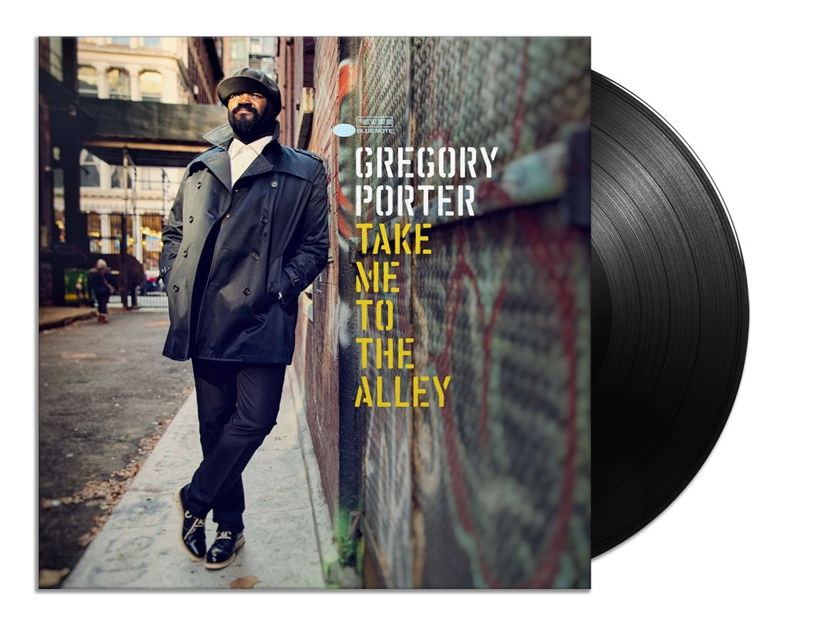 Gregory Porter - Take Me To The Alley | LP kopen