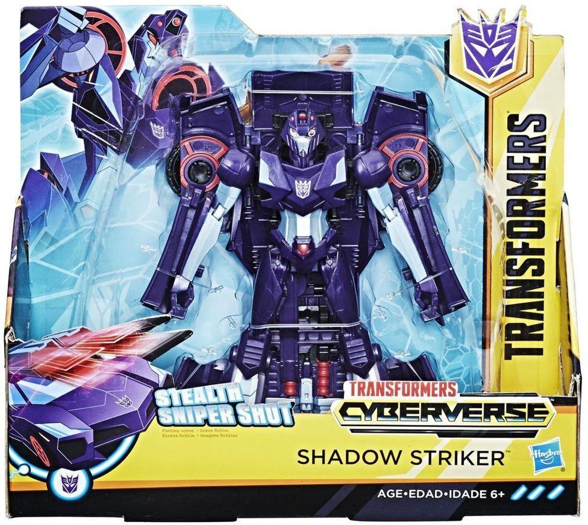 Transformers Cyberverse / Shadow Striker kopen