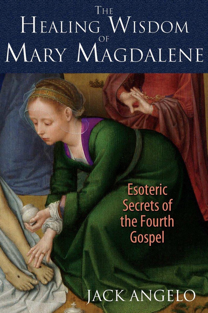bol.com | Healing Wisdom of Mary Magdalene, Jack Angelo | 9781591431992 |  Boeken