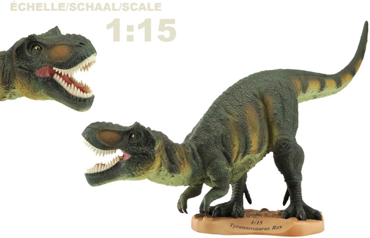 Collecta Prehistorie 1:15 SUPER: TYRANNOSAURUS-REX L93xH44cm kopen