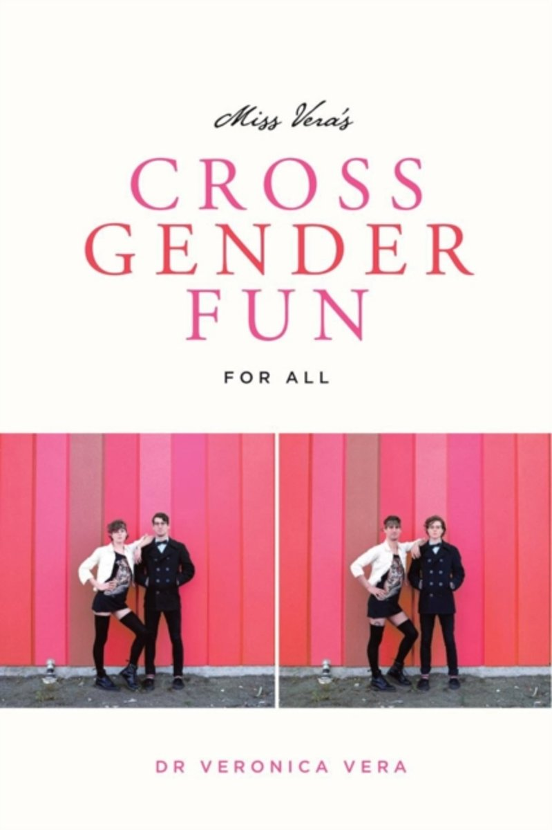 bol.com | Miss Vera's Cross Gender Fun For All, Veronica Vera |  9780937609781 | Boeken