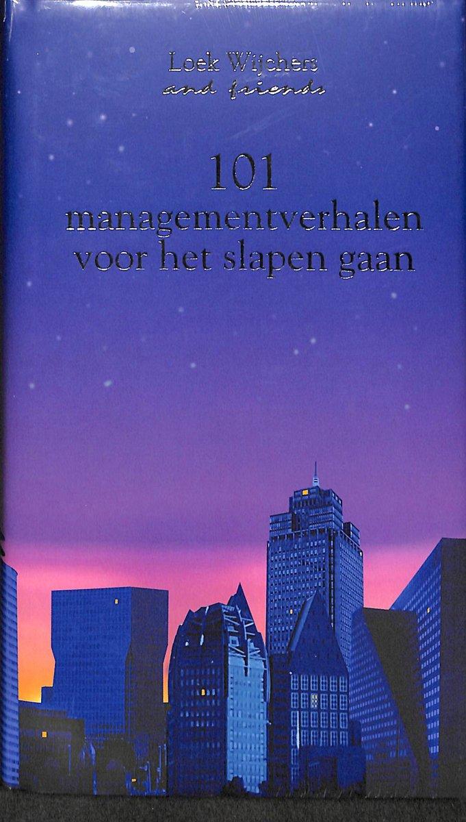 bol.com   101 managementverhalen voor het slapen gaan, L.T.R. Wijchers    9789074885164   Boeken
