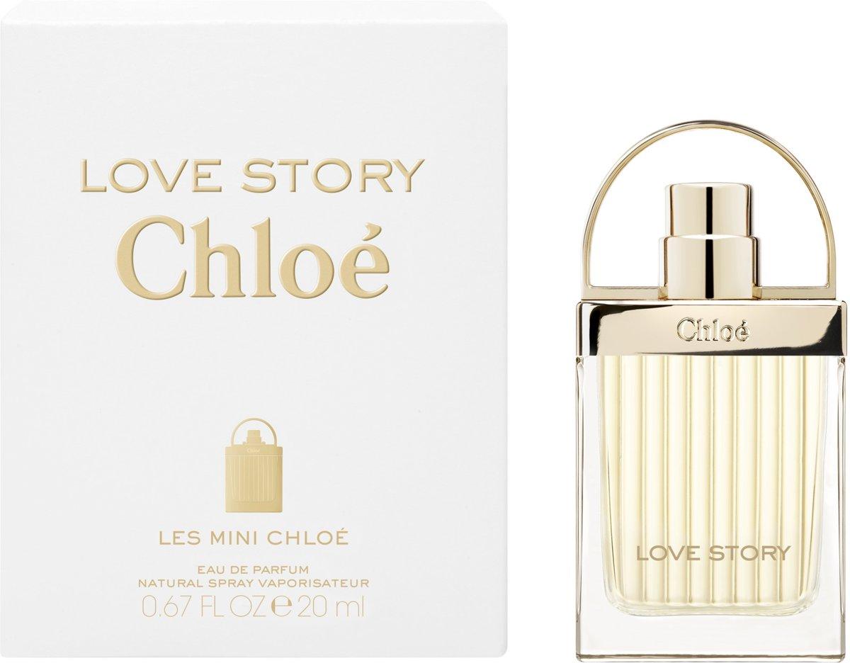 My Little Chloe Love Story 20ml - Eau de Parfum - Damesparfum kopen