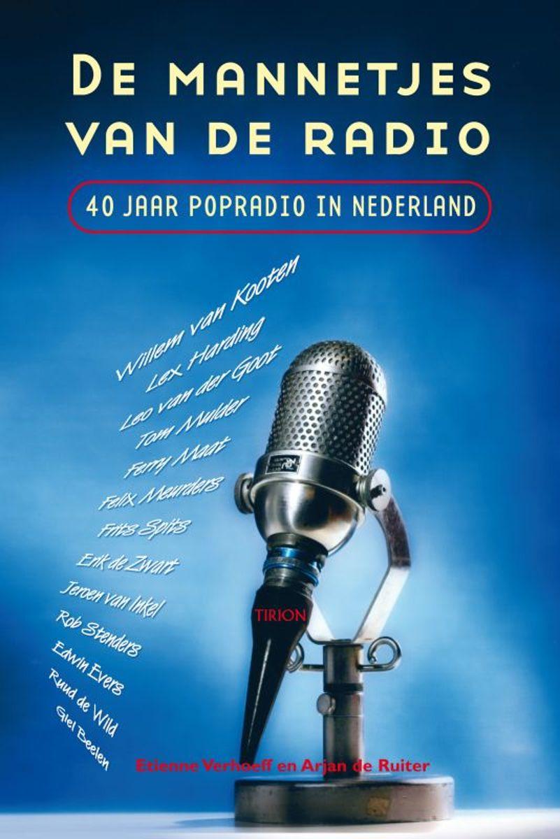 edwin evers 40 jaar bol.  De Mannetjes Van De Radio, Etienne Verhoeff  edwin evers 40 jaar