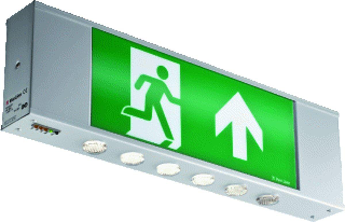 Van Lien Alulux noodverlichtingsarmatuur 11230056 kopen