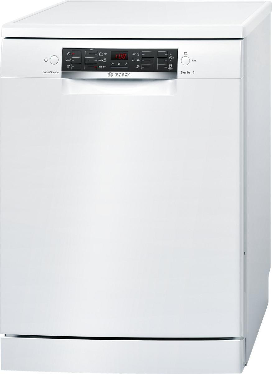 Bosch SMS46NW03E Serie 4 - Vrijstaande vaatwasser - Wit kopen