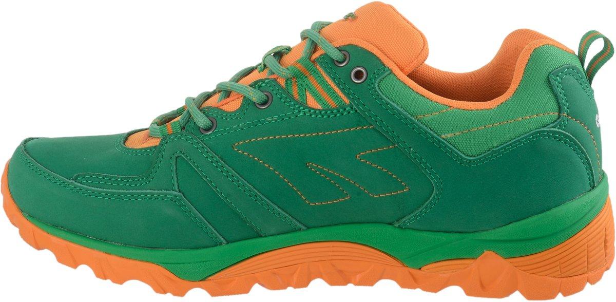 Hi Tec V Lite SpHike Nijmegen Low Wandelschoenen Heren groen;oranje