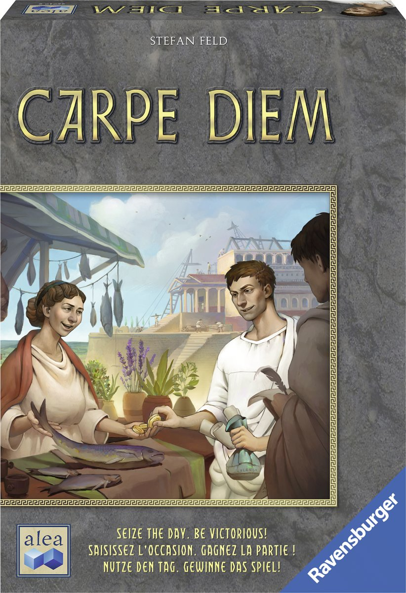 Ravensburger Alea Carpe Diem - Bordspel