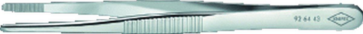 KNIP pincet 9264, verenstaal, le 120mm, greep vernikk, ronde vorm kopen