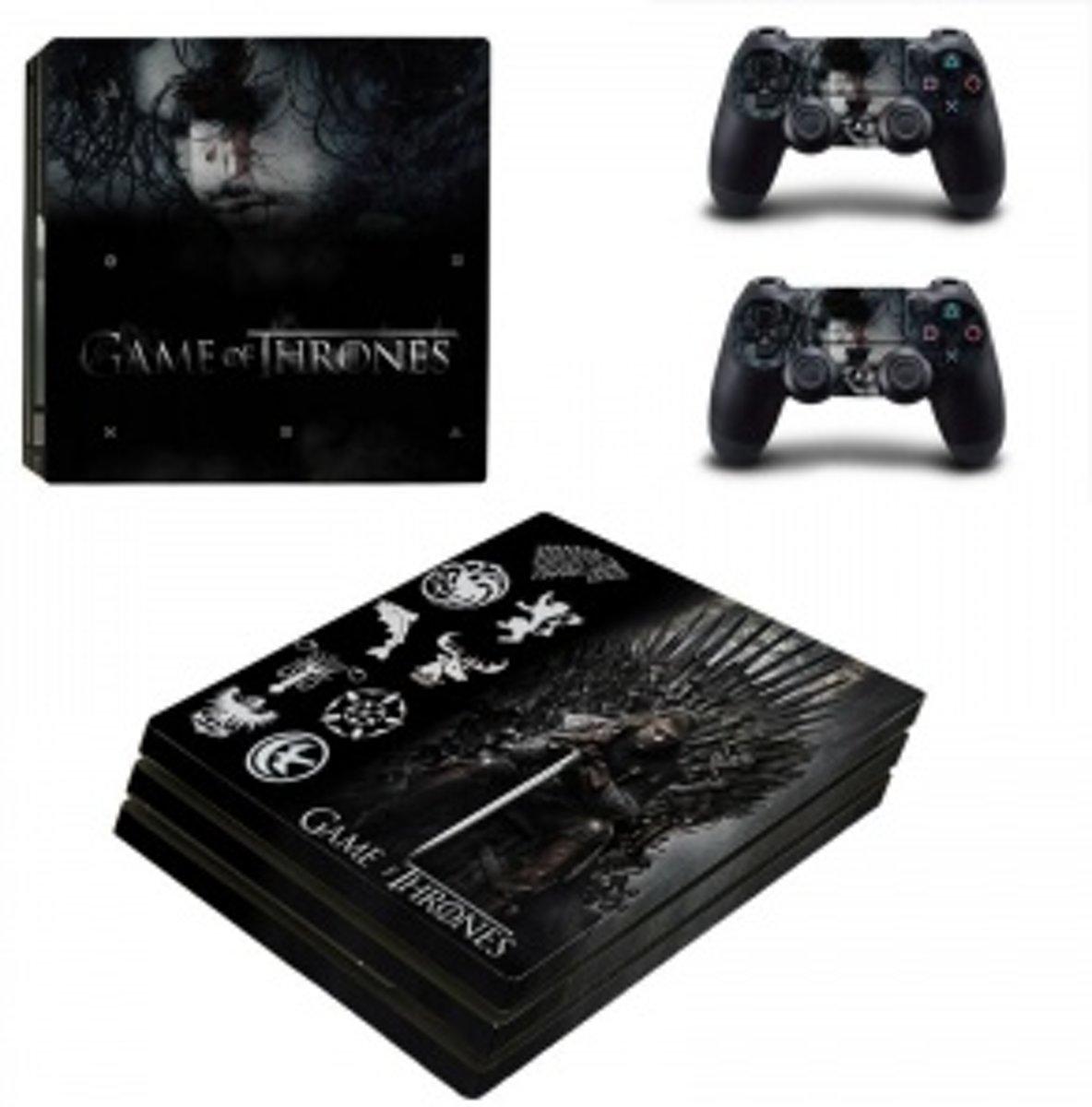 Game of Thrones Skin Sticker - Playstation 4 kopen