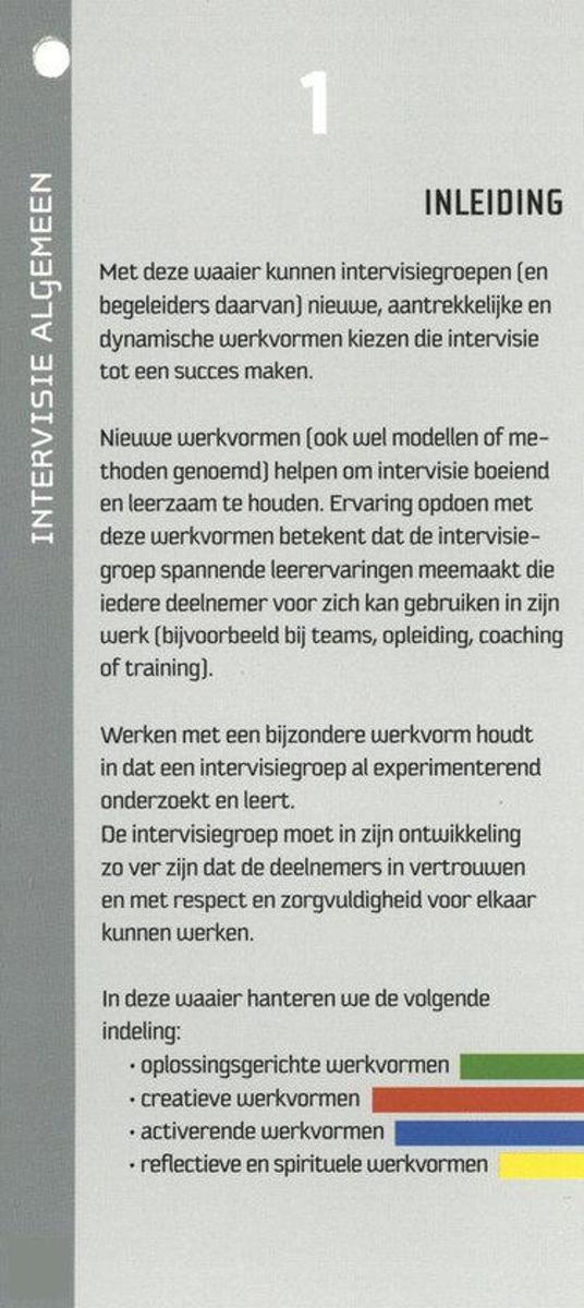 Populair bol.com | Intervisie werkvormen, Jeroen Hendriksen | 9789058715364  &YD08