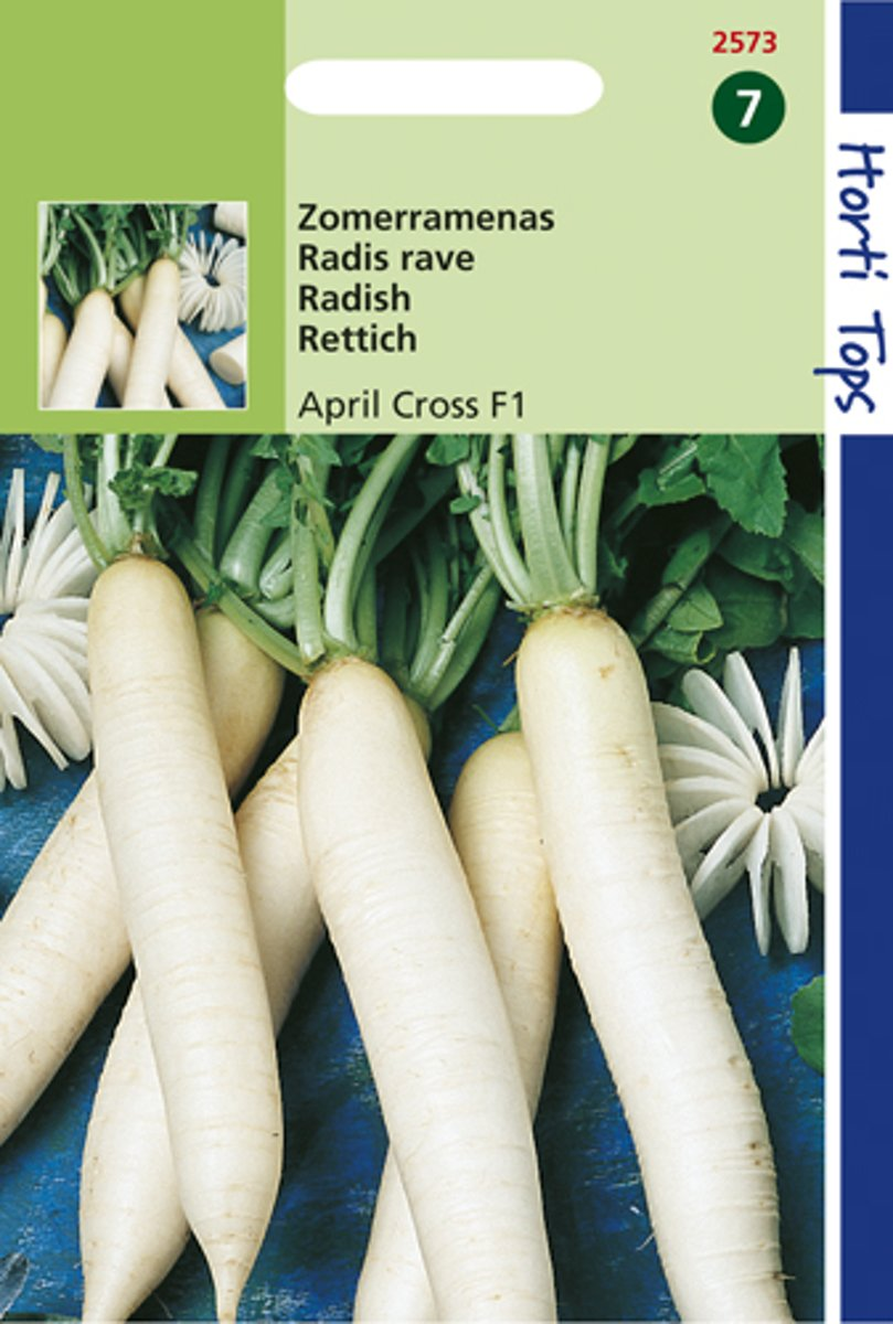 Hortitops - Ramenas April Cross F1