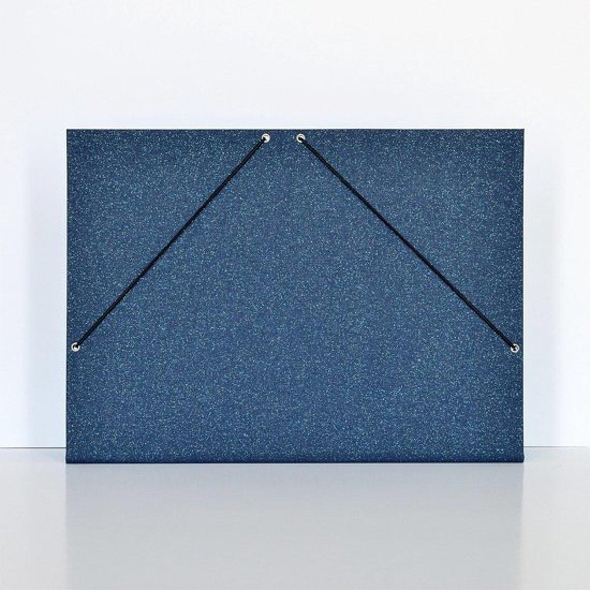 Tekenmap 35 x 50cm – Magic Blauw kopen