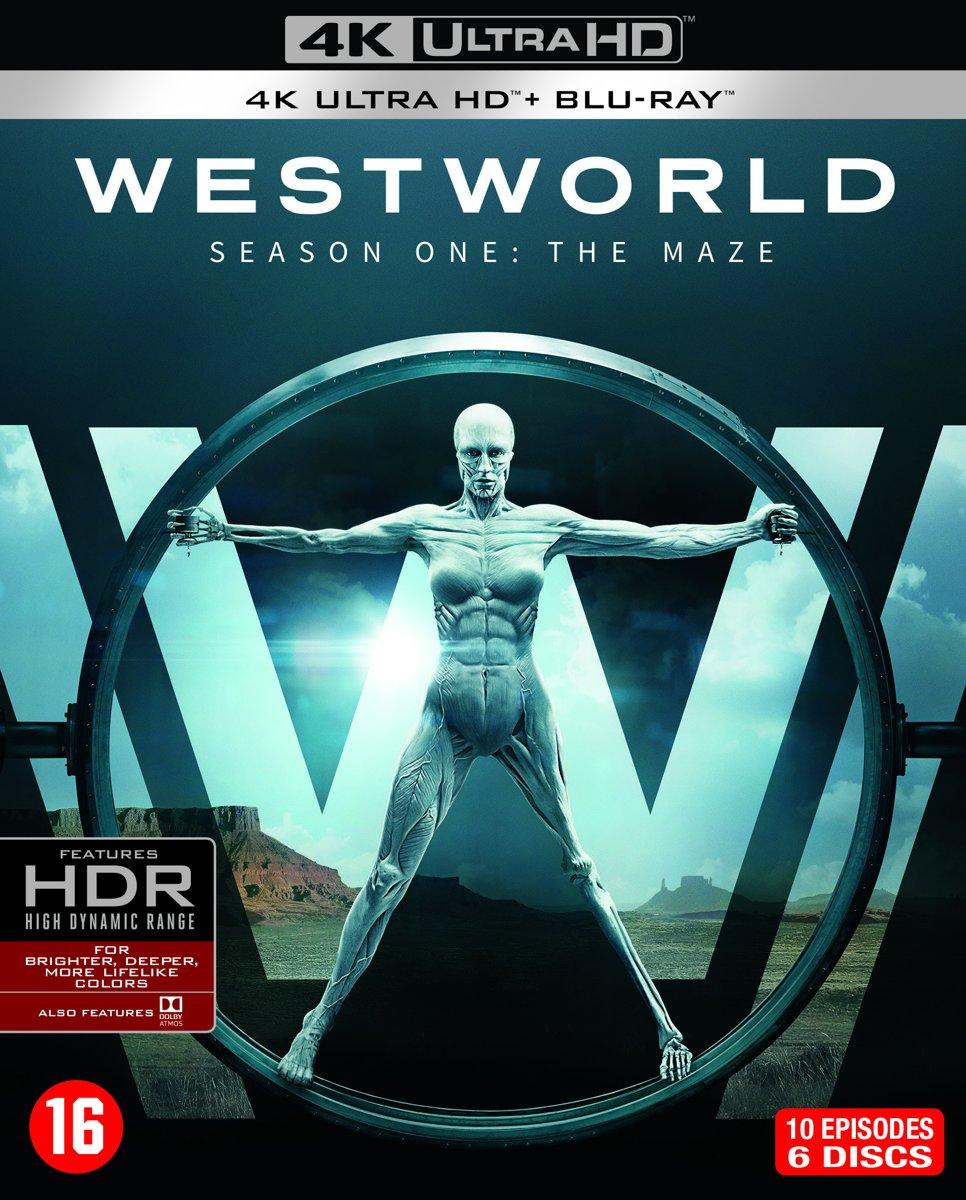 Westworld - Seizoen 1 (4K Ultra HD Blu-ray)-