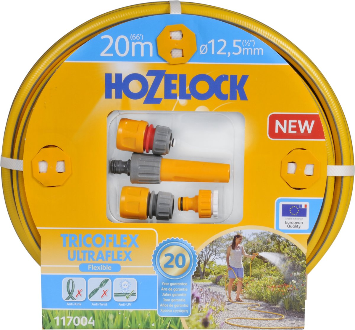 Hozelock - Tuinslang Startset Ultraflex Ø12,5 mm - 20 meter kopen