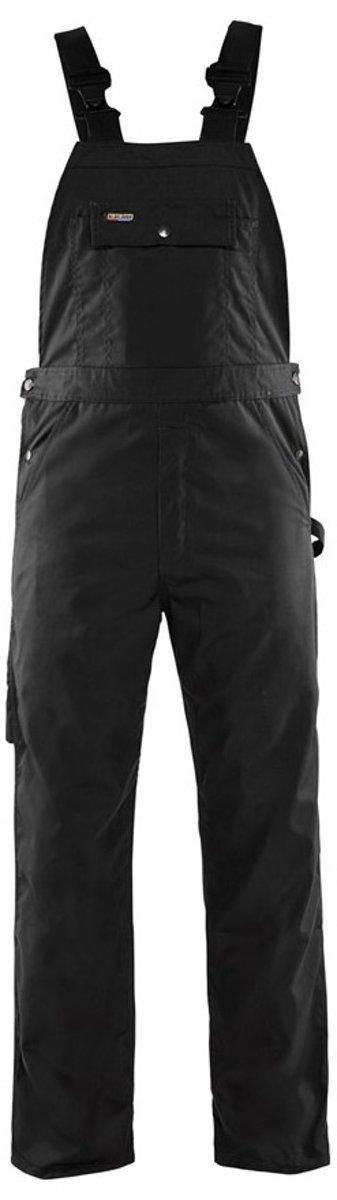 Blåkläder 2610-1800 Bretelbroek Zwart maat 50 kopen