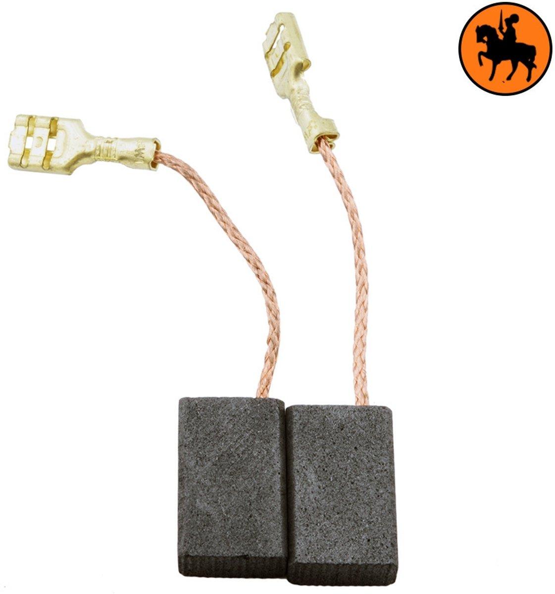 Koolborstelset voor AEG frees/zaag AGV15-125 XC - 5x10x16mm kopen
