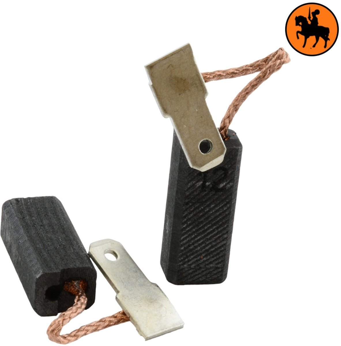 Koolborstelset voor Flex Schuurmachine LW603VR - 6,3x8x19,5mm kopen