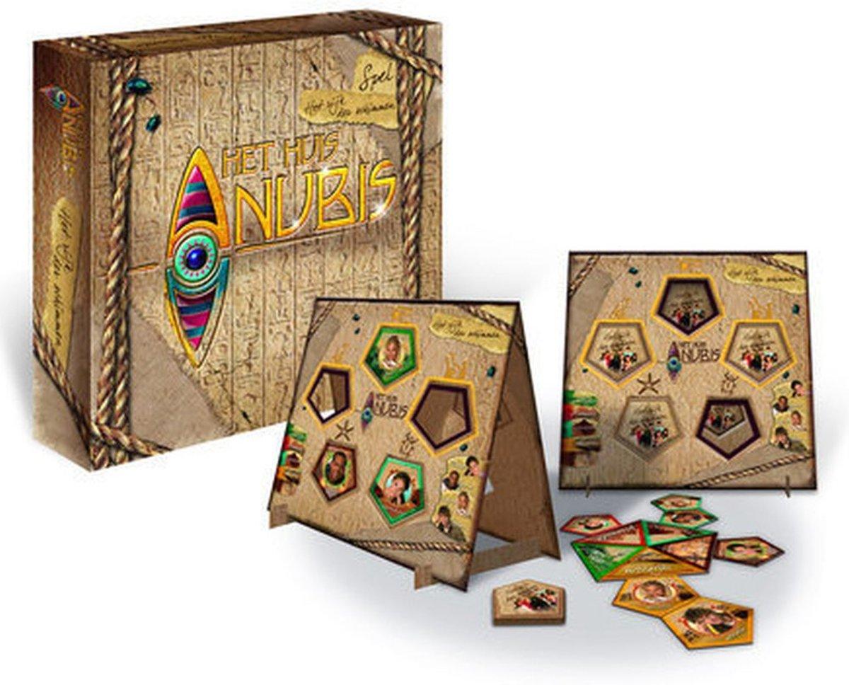 Studio 100 Anubis rijk der schimmen spel