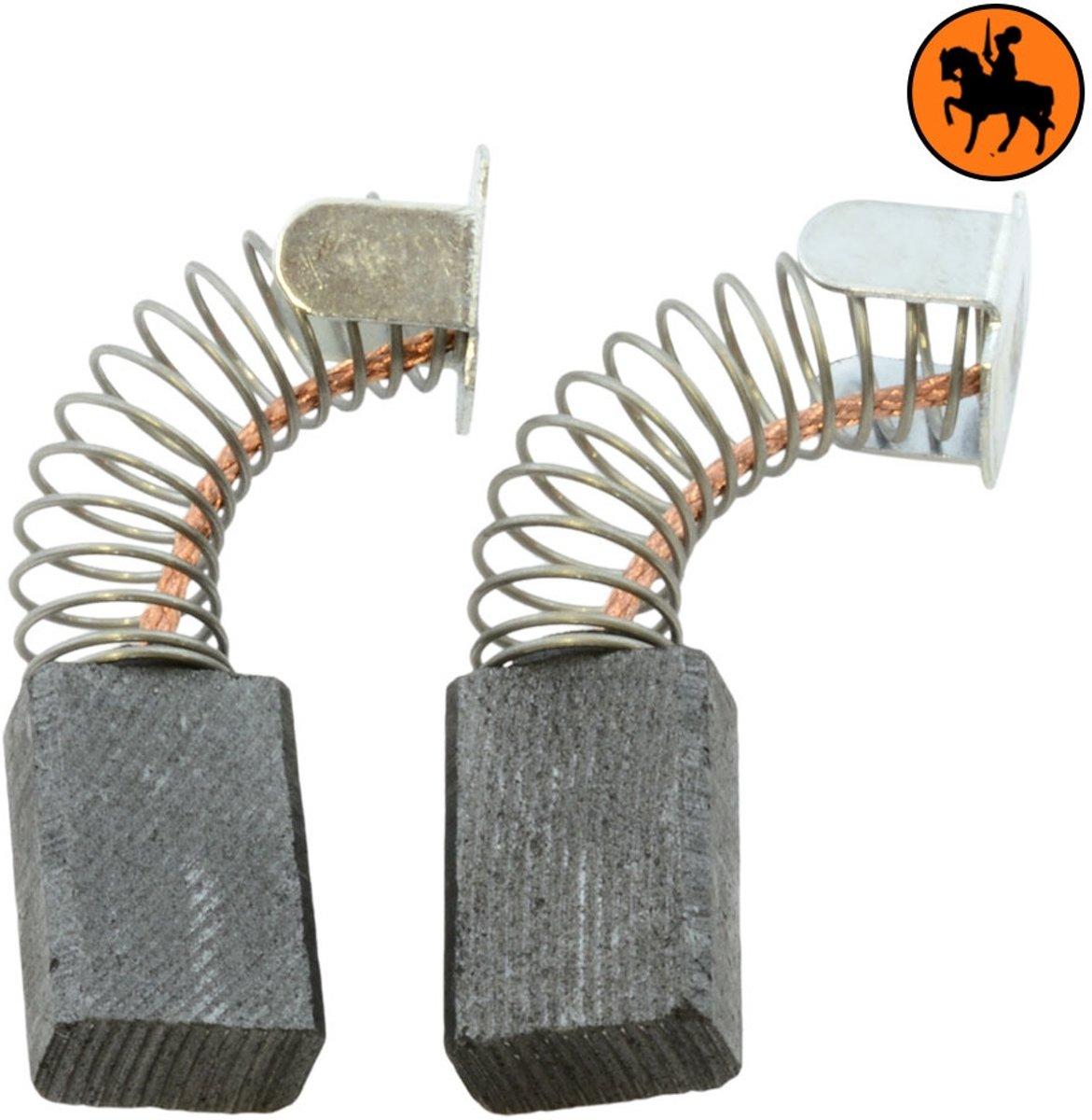 Koolborstel voor Makita Schuurmachine DA4511K - 6x10x15mm kopen
