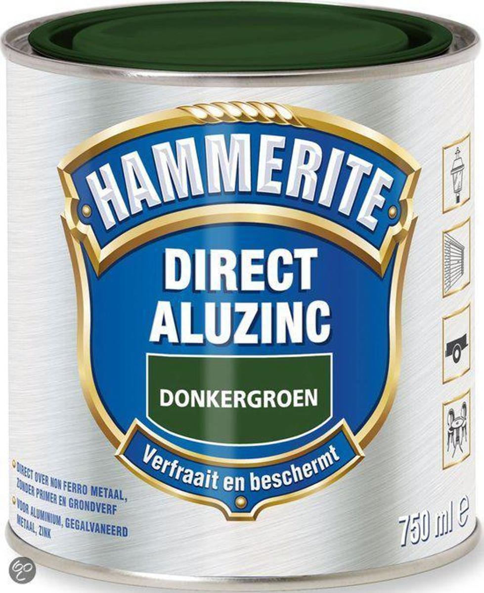 Hammerite Direct Over Aluzinc StandGroen S038 750ML kopen