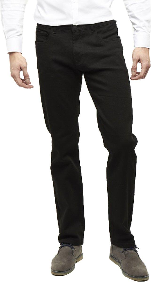 247 Jeans Palm T10  Stretch Spijkerbroek zwart L36-W34 kopen