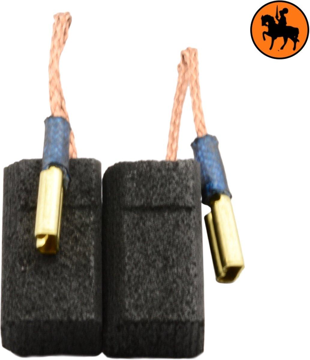 Koolborstelset voor Hitachi frees/zaag CNF35U - 6,5x9x17mm kopen