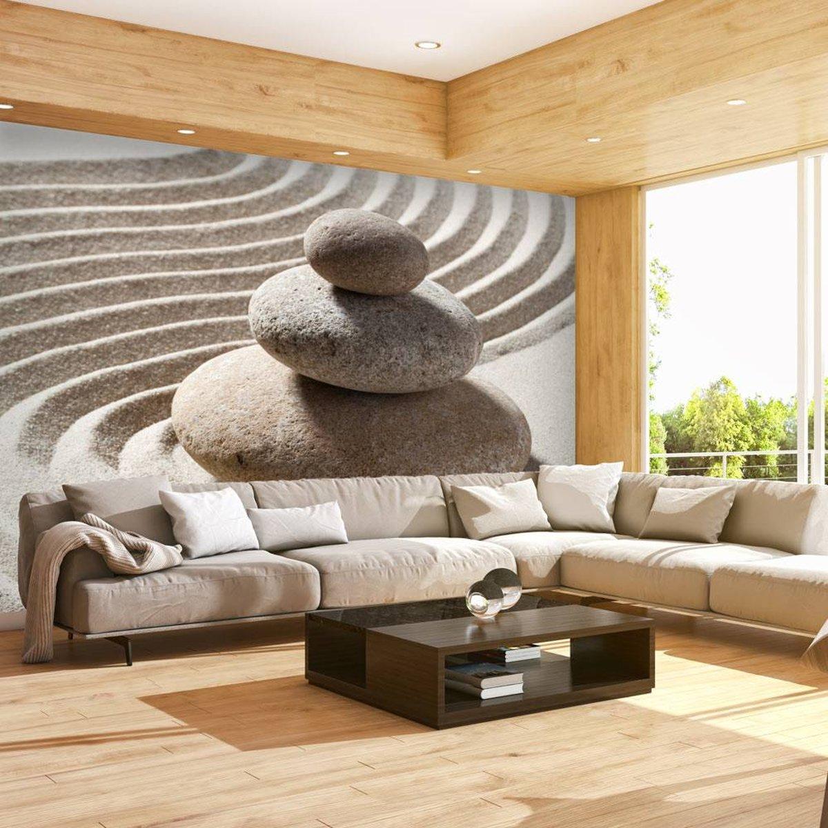 Fotobehang - Zen tuin kopen