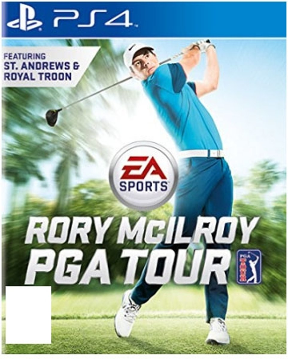 Electronic Arts Rory Mcilroy PGA Tour, PS4 PlayStation 4 video-game kopen