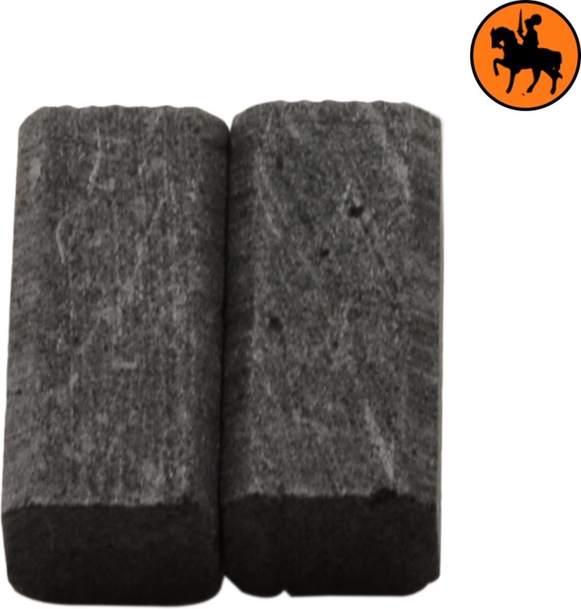 Koolborstelset voor Black & Decker frees/zaag SAG500 - 6x6x12,5mm kopen