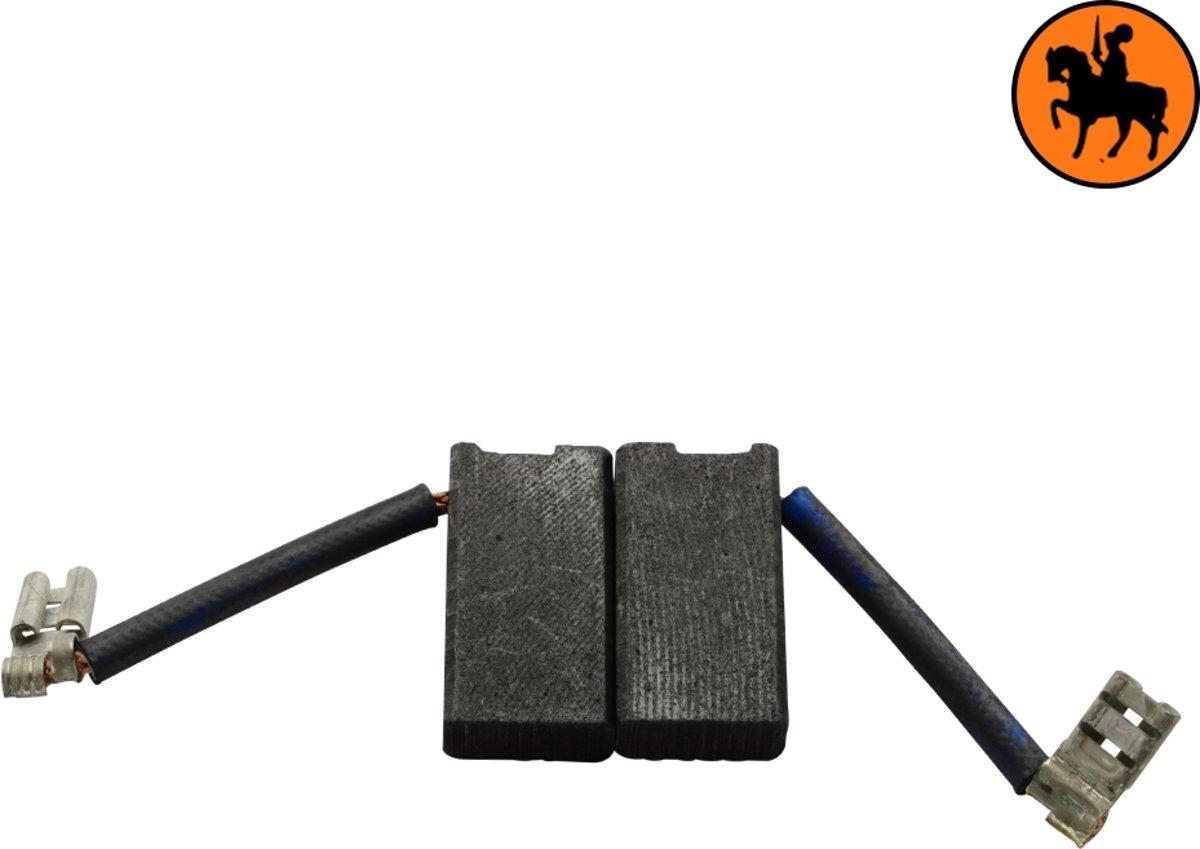 Koolborstelset voor Black & Decker P5924 - 6,3x12,5x23,5mm kopen