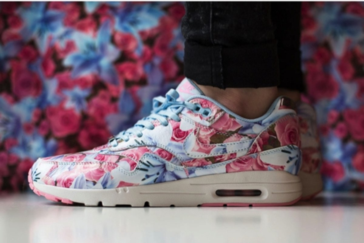 nike wmns air max 1 ultra floral city collection