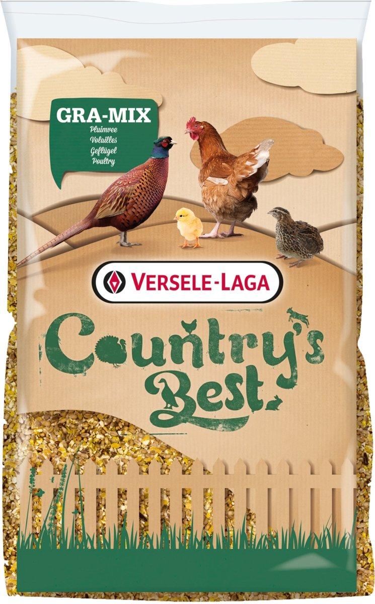 Versele-laga country's best gra-mix kuiken- en kwartelgraan