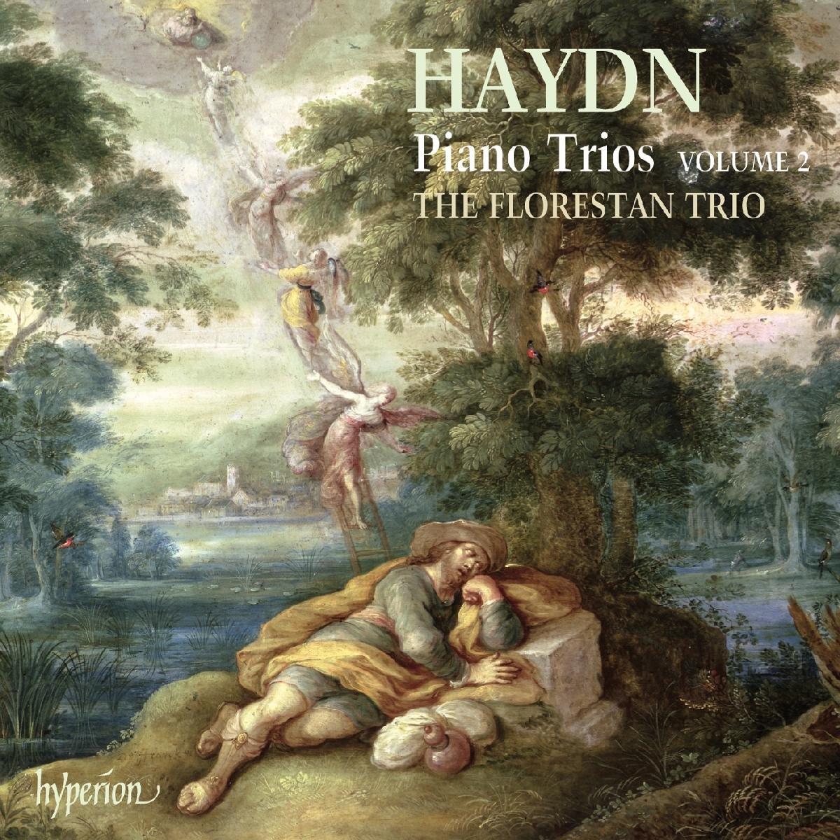 Haydn: Piano Trios, Vol. 2 kopen