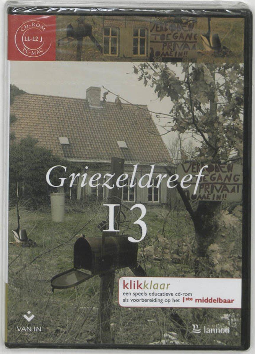 Griezeldreef 13 kopen