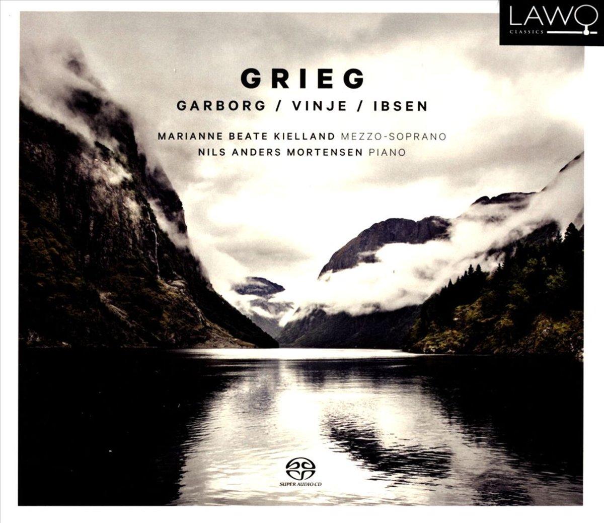 Grieg, Haugtussa, Vinje, Ibsen kopen