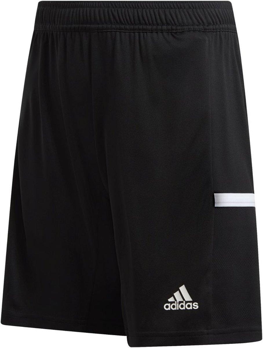 adidas T19 Woven Short Shorts zwart 128
