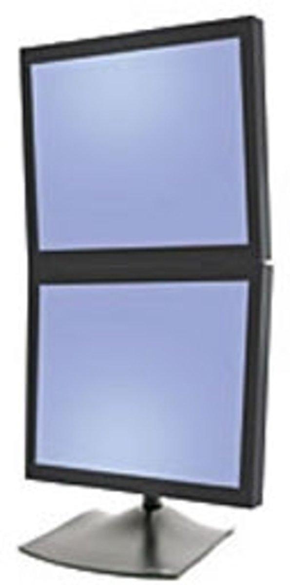 Ergotron DS Series DS100 Dual Monitor Desk Stand, Vertical 61 cm (24'') Zwart kopen
