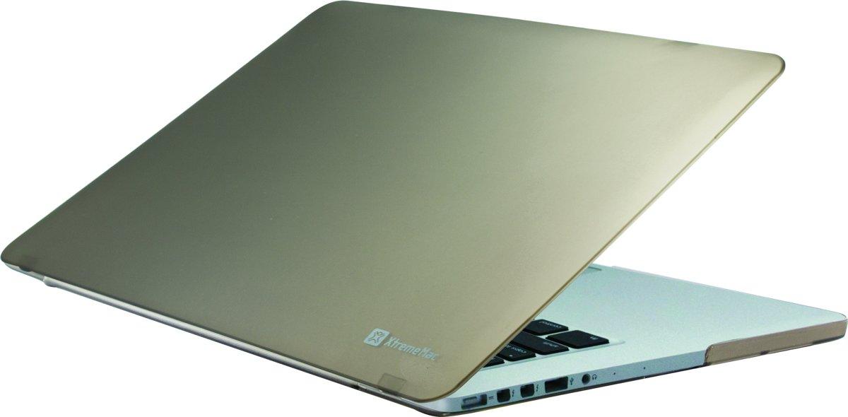 XtremeMac Microshield - Hardcase Hoes voor MacBook Pro Retina 13 inch - Zwart kopen