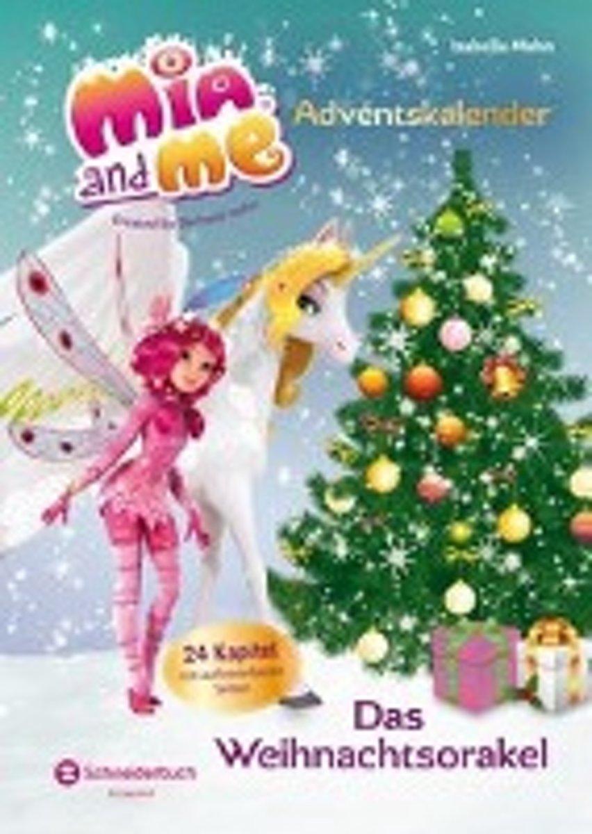 Mia and me - Das Weihnachtsorakel kopen