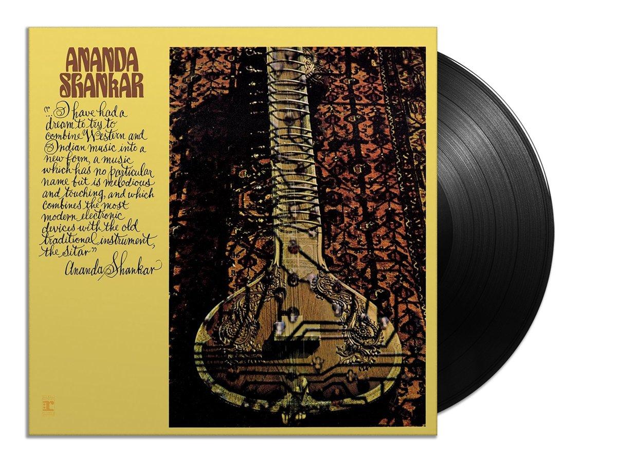 Ananda Shankar -Hq- (LP) kopen