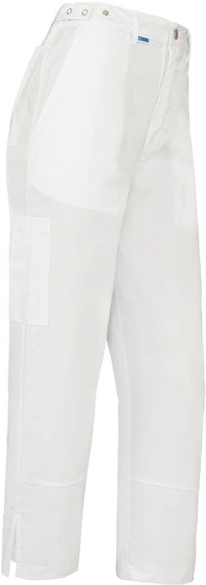 De Berkel pantalon Odina-wit-M kopen